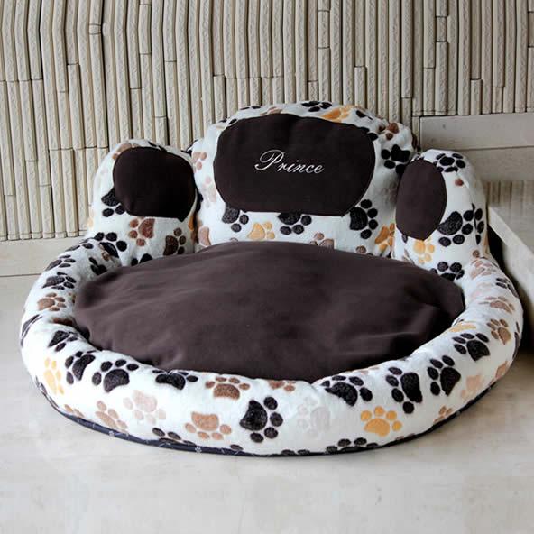 haft komputerowy - łóżko dla zwierząt